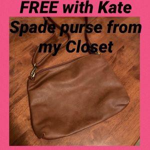 Want it FREE? See Description! Crossbody Purse